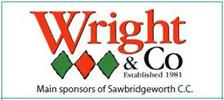 Wright's Sponsership
